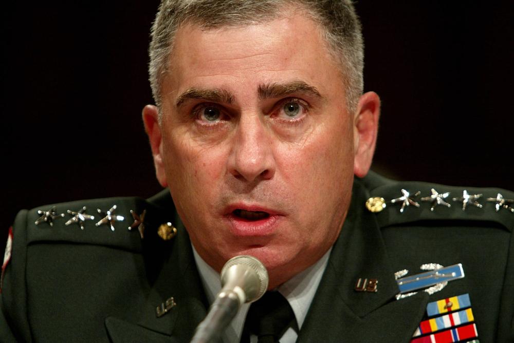 Gen. John Abizaid