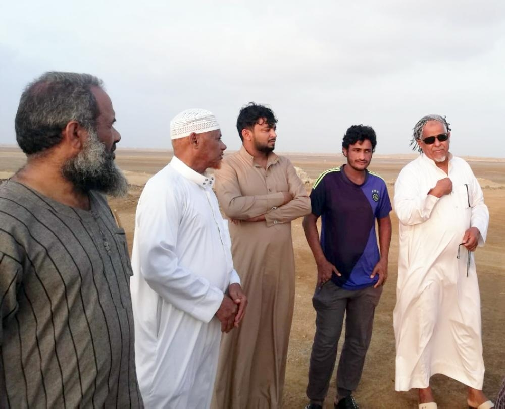 Saudi fishermen in Jazan are anxious about their future as the income from fishing declines because of new conditions.