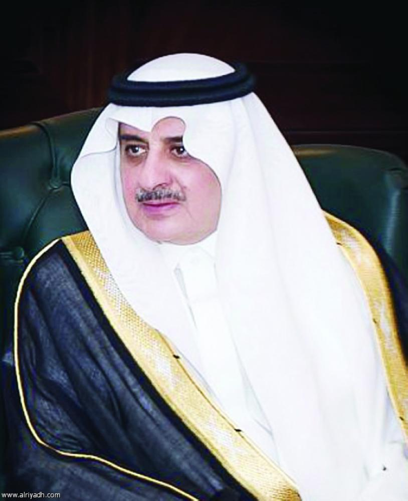 Emir of Tabuk region Prince Fahd Bin Sultan (pictured) said the many projects the King is scheduled to launch, including Neom, will enhance development in the region.