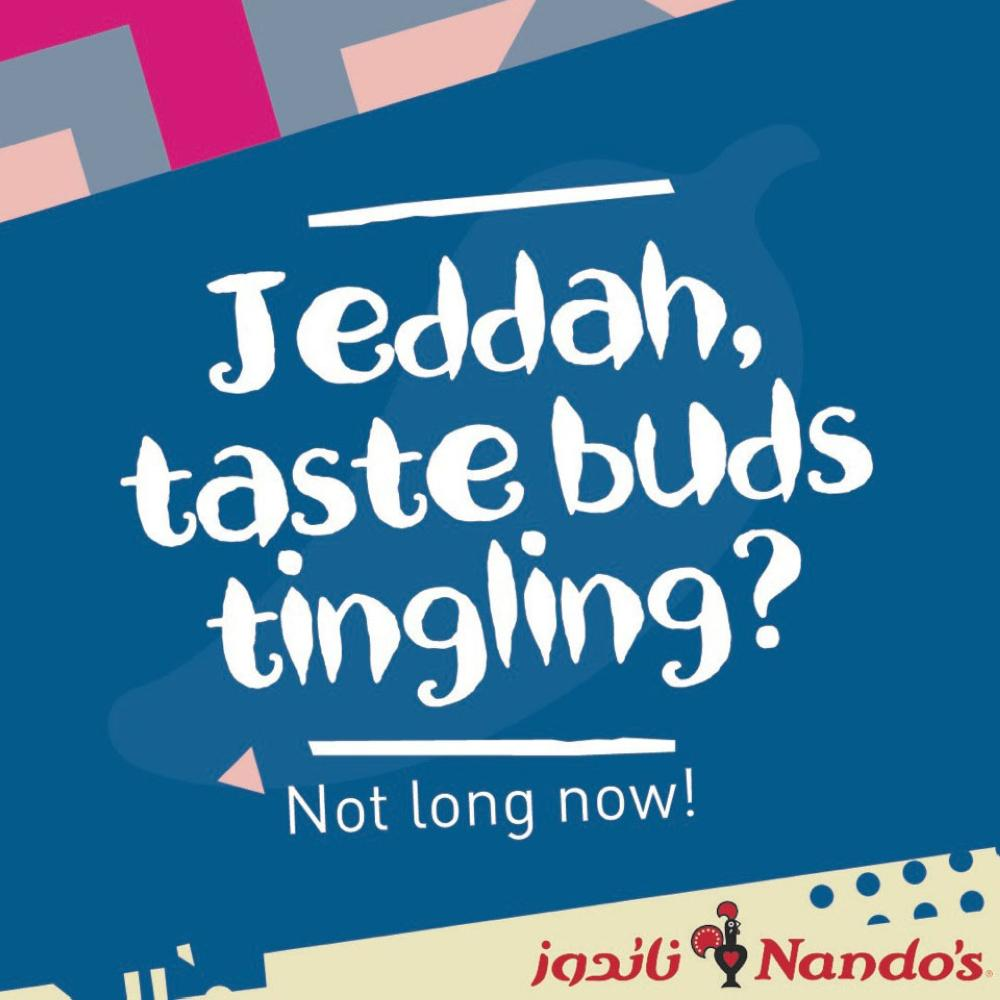 Nando's at Red Sea Mall, Jeddah to open on Dec. 8