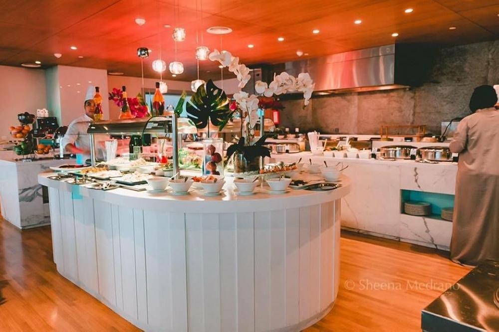 Irresistible menus like kare kare and adobo — SG photo by By Abdul Rahman M. Baig
