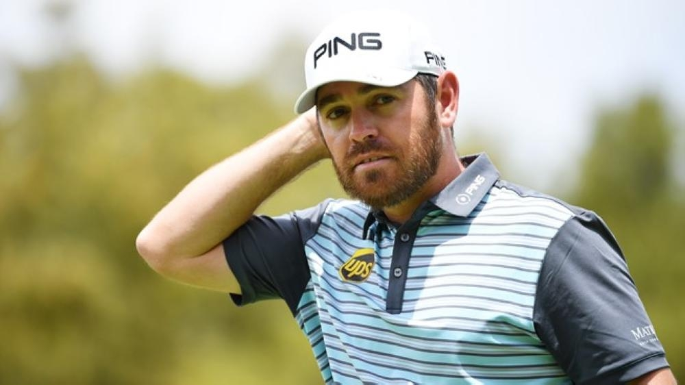 Home favorite Louis Oosthuizen wielded a red-hot putter to card an opening round 62 for a one-shot lead at the European Tour's South African Open on Thursday.