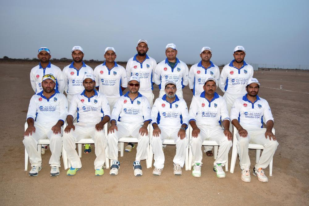 Hyderabad Sharks team