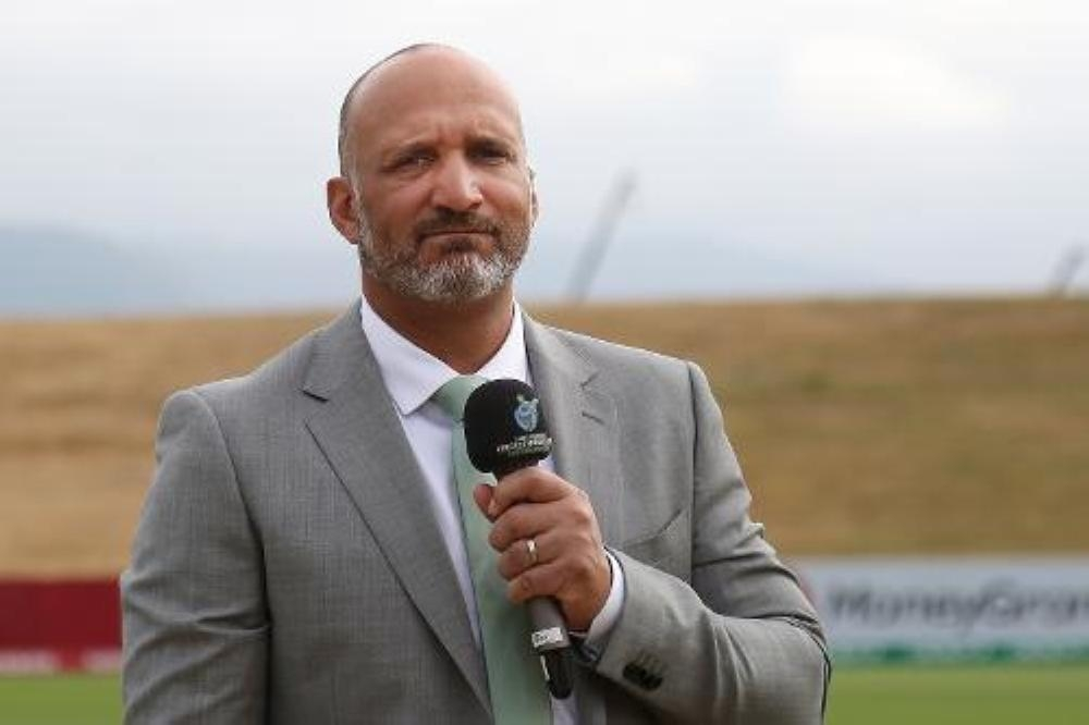 A Test series victory over Australia would remove any doubt about India's status as the best side in the world but it is unlikely to be a cakewalk, according to former England opener Mark Butcher, seen in this file photo.