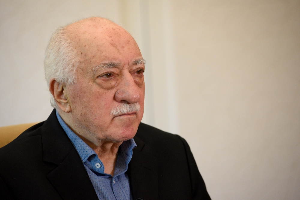 US-based Turkish cleric Fethullah Gulen at his home in Pennsylvania in this July 10, 2017 file photo. — Reuters