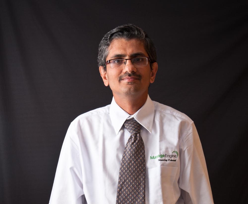 Shailesh Kumar Davey - Vice President, ManageEngine