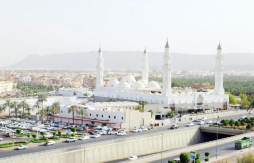 Quba Mosque to stay open for worshippers round the clock