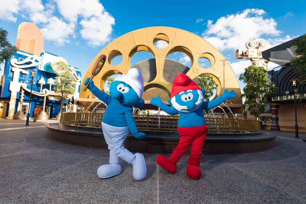 Dubai a microcosm of world-famed theme parks for whole family to enjoy