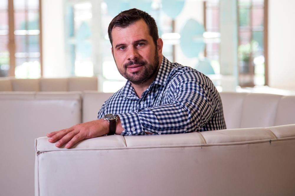 Paul Potgieter, Managing Director - UAE, Dimension Data