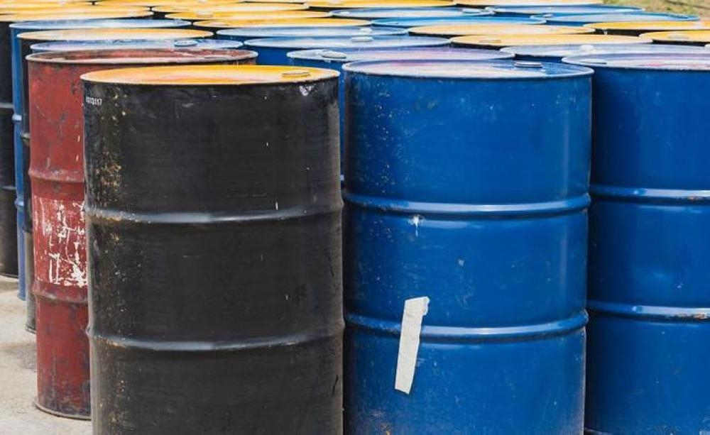 FIle photo of oil barrels. Fuel loaded from ports in Iran has generated revenue to finance the Yemen Houthi rebel war effort.