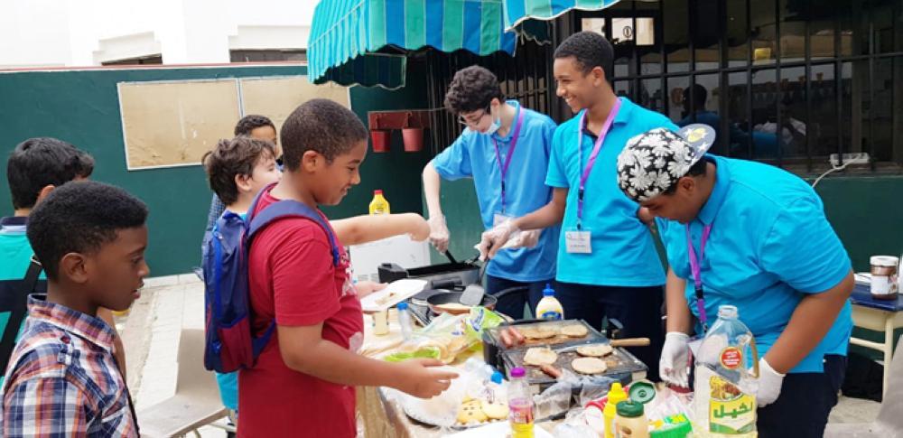 HISJ holds Hukamaa entrepreneurship event