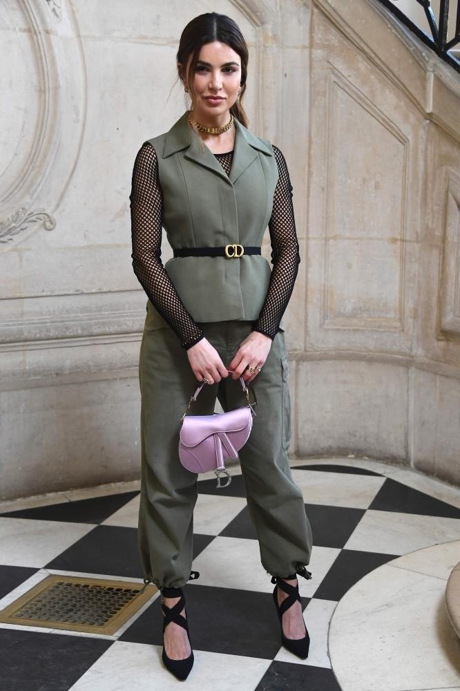 Russian model Elena Perminova
