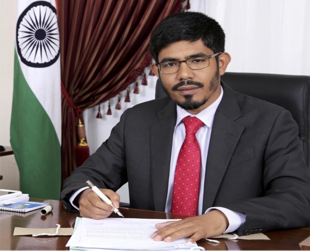 Md. Noor Rahman Sheikh, Consul General of India