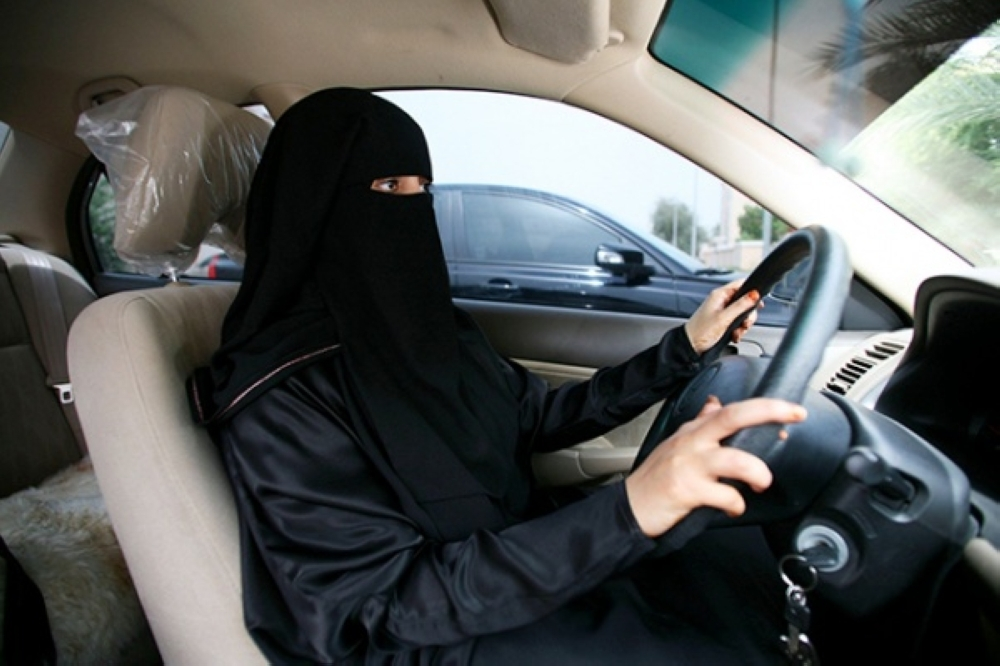 Saudi roads are witnessing a rapid increase in the number of women drivers six months after the decision allowing them to drive took effect.