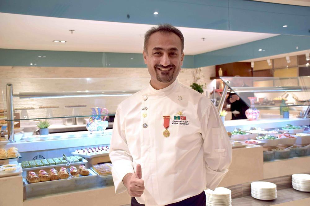 Executive Chef Hasan Korkmaz