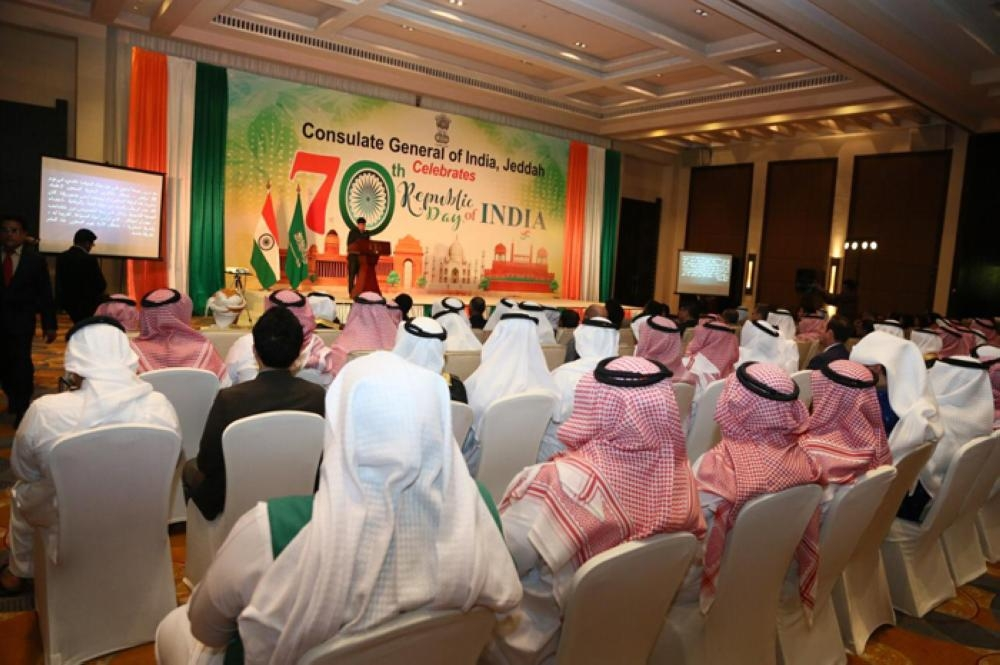 Furthering strong India–Saudi bonds stressed