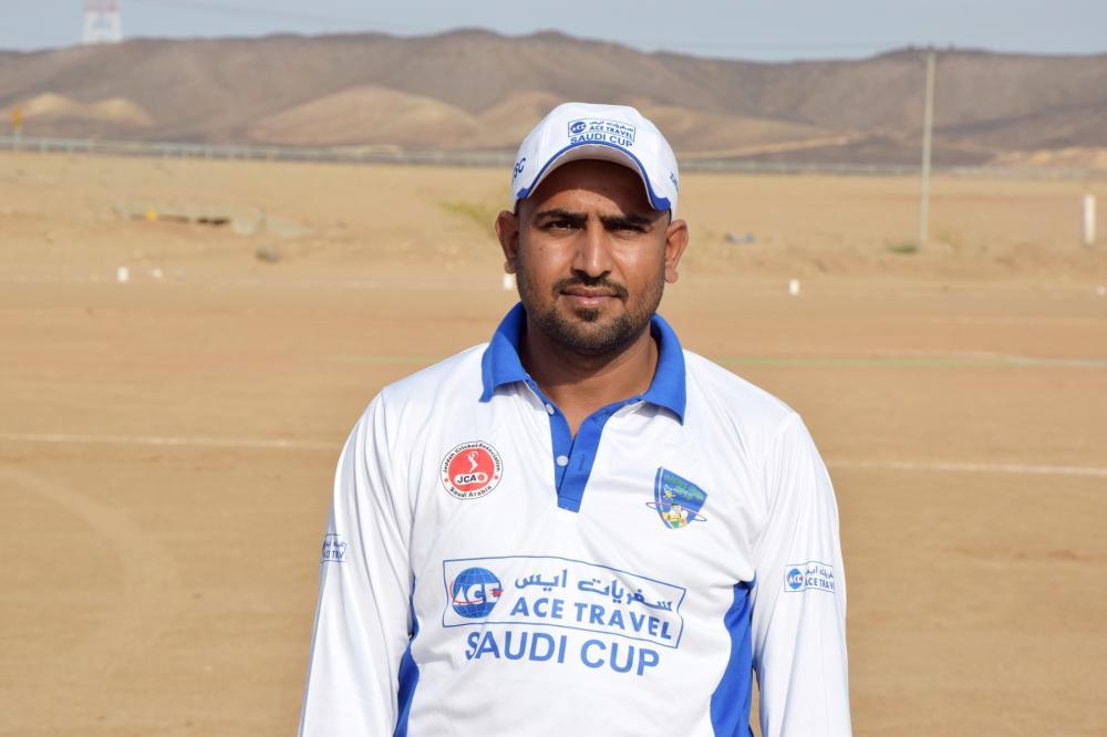 Arsalan — 87 runs