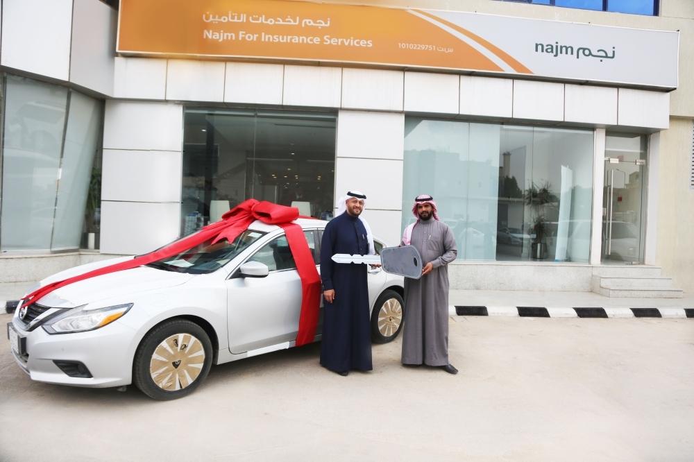 Najm Picks Second Car Winner Of Every Drop Of Blood Counts Drive