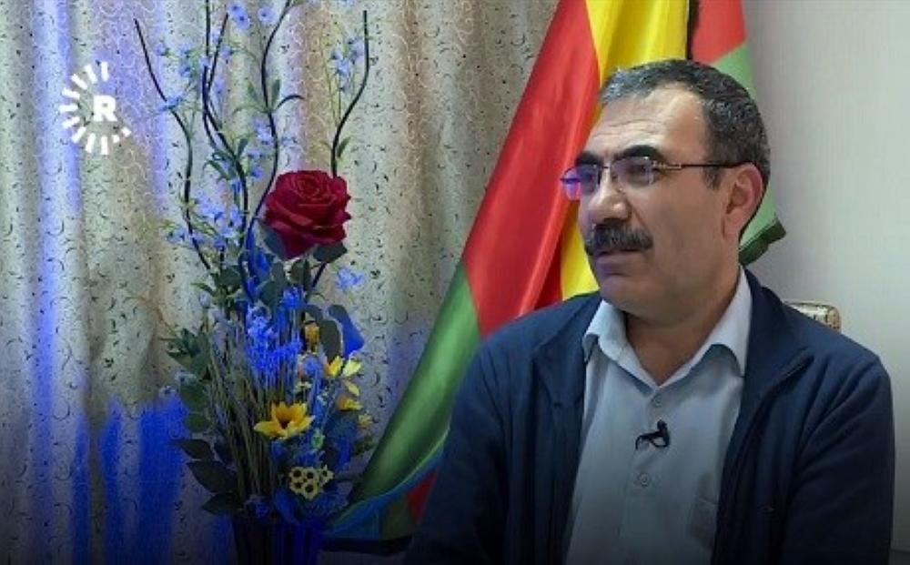 Kurdish official Aldar Khalil played a key role in establishing Syria's semi-autonomous Kurdish region in 2013. — File photo