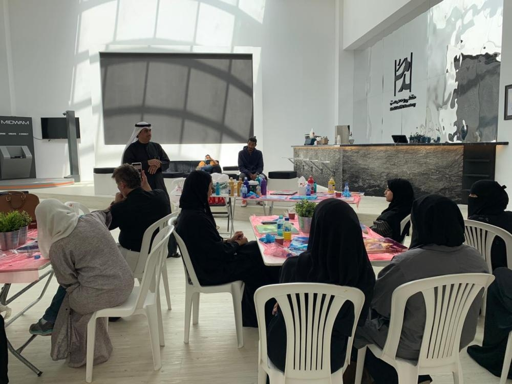 Six specialized art workshops addressing various artistic skill sets will be supervised by experienced specialists in each field over the next three months as part of the Al'Obour Exhibition organized by the Saudi Art Council.