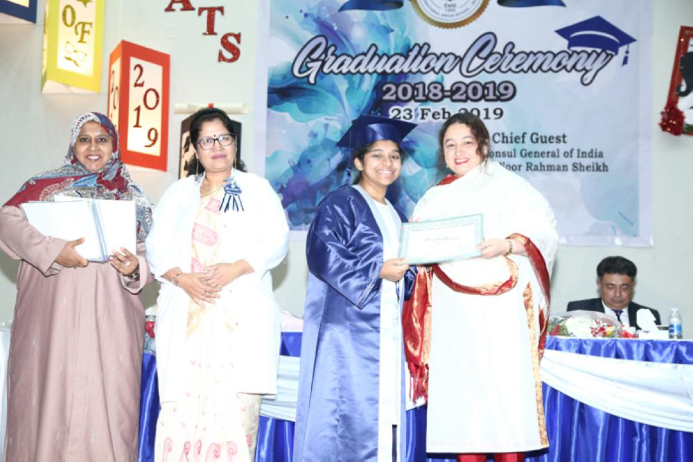 Grandeur and glory mark impressive IISJ graduation ceremony