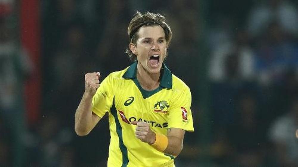 Australian Adam Zampa's inclusion in the Cricket World Cup squad has reached fever pitch.