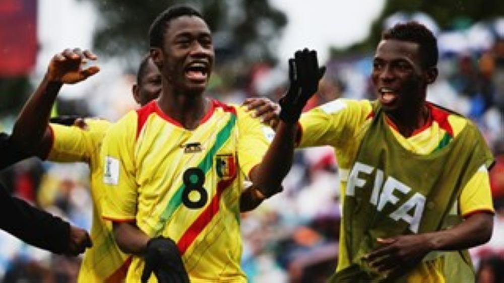 Diadie Samadiare put Mali ahead against Ethiopia at Addis Ababa Stadium in the second round, first leg qualifier for the 2020 Tokyo Olympics.