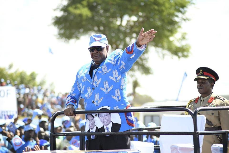 Malawi President Peter Mutharika. - Courtesy photo