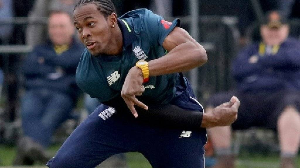 England's Jofra Archer wants the wicket of Virat Kohli at the World Cup. —  AFP/File