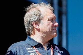 File photo shows Bob Fernley. Appointed last year to run McLaren's Indianapolis 500 effort, Fernley has left the team after double Formula One world champion Fernando Alonso failed to qualify for next weekend's race.