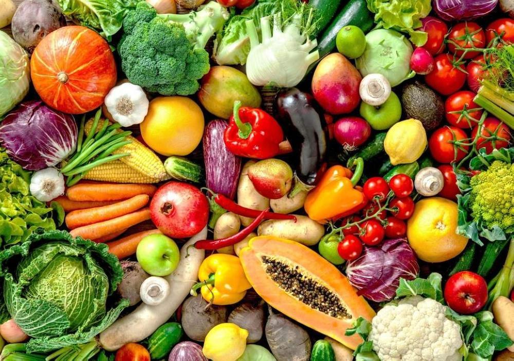 'Nobel for food' winner tells ailing world to eat more veg
