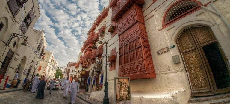 Kanz Al Balad is an interactive, competitive and educating scavenger hunt that takes visitors on a historical journey through Al Balad district of Jeddah. — Courtesy photo