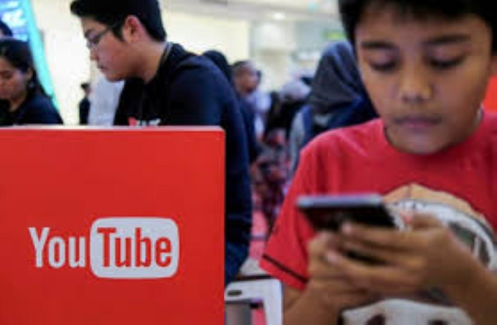 Participants attend the YouTube 'Fanfest' in Jakarta, Indonesia, in this file photo. — Reuters