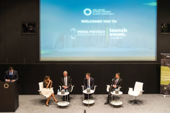 Panel discussion on 'Shaping the Future of Fintech'