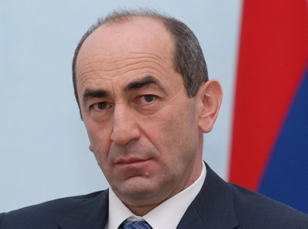 Robert Kocharyan