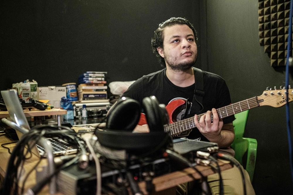 Underground musicians turn defiant in post-unrest Sudan