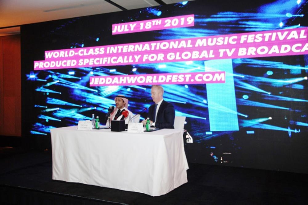 Jeddah to witness biggest live music event ever staged in