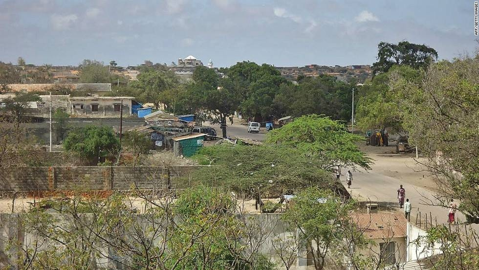 The southern Somali port city of Kismayo. –Courtesy photo