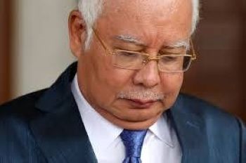 Credit cards belonging to Malaysia's disgraced ex-leader Najib Razak were used to spend over $800,000 in one day at a luxury jeweler in Italy, a Malaysian court has heard.