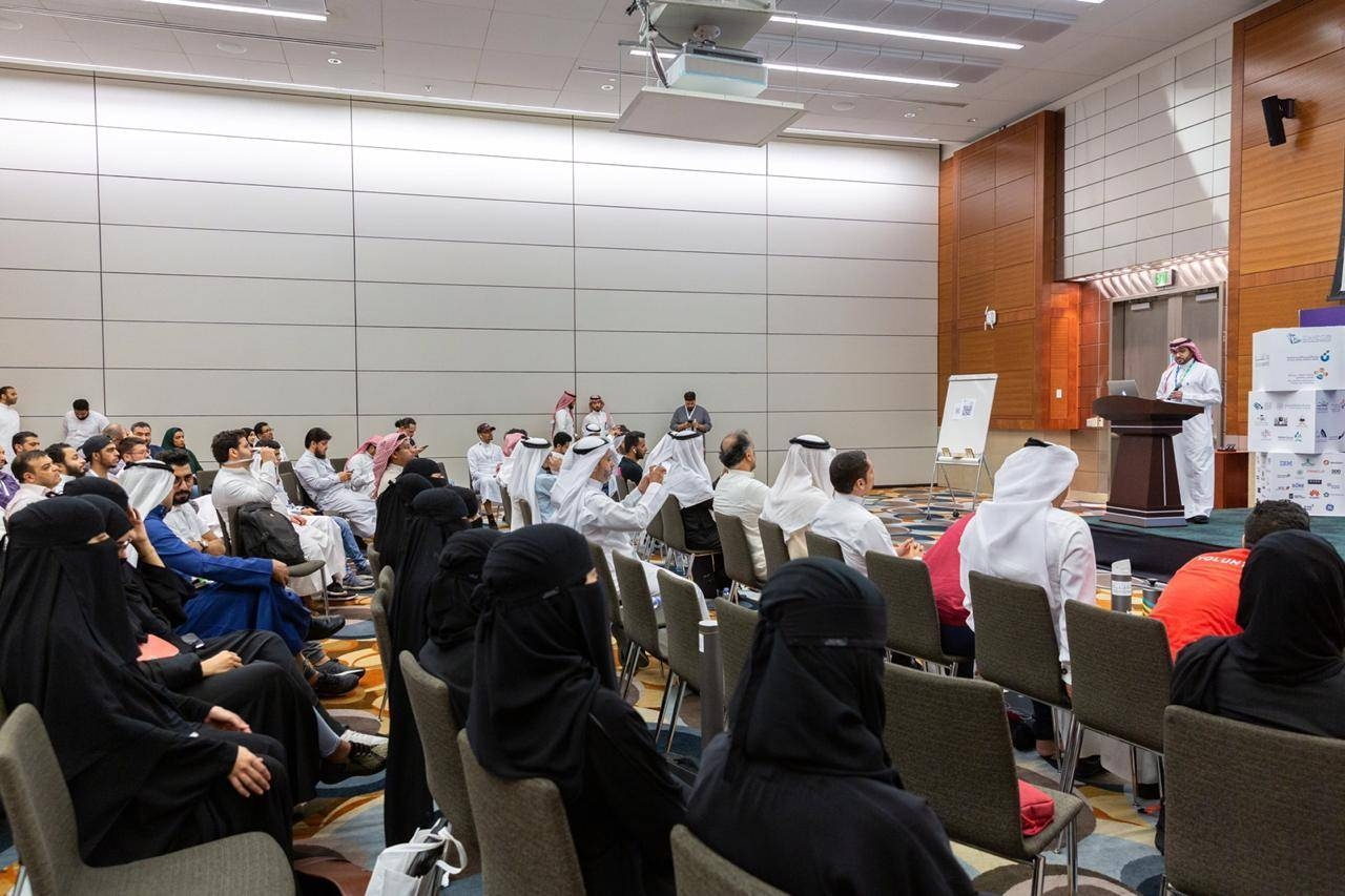 Over 100 participants and mentors gathered on the KAUST campus in Thuwal for five days of intensive training at the first bootcamp hosted on the university's campus.