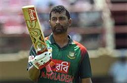 Tamim Iqbal was named as Bangladesh's interim captain for the upcoming Sri Lanka tour after regular skipper Mashrafe Mortaza was ruled out with a hamstring injury.