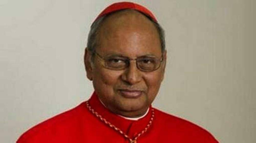 The head of Sri Lanka's Roman Catholic Church Cardinal Malcolm Ranjith Sunday called for the government to resign over its alleged failure to investigate an