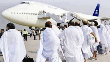 Airports in Jeddah and Madinah have received a total of 6,000 Haj flights this year. — Courtesy photo