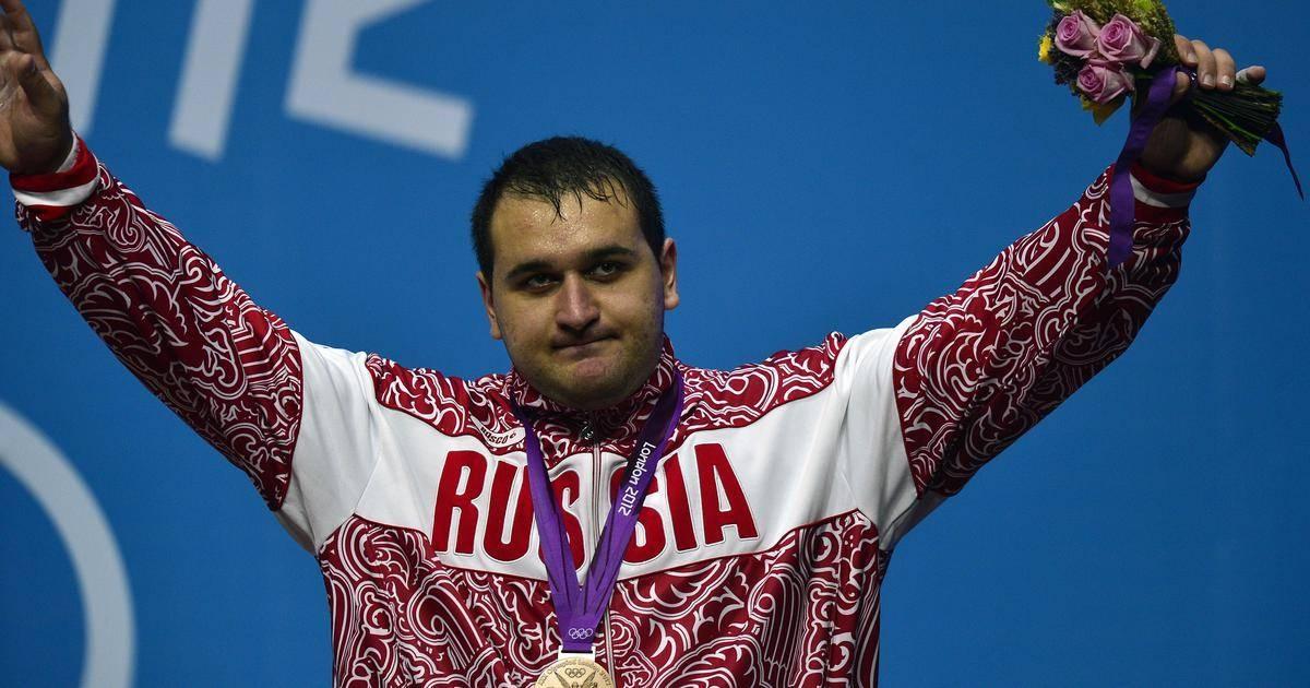 The five suspended athletes are 2012 Olympics bronze medalist Ruslan Albegov, 2013 women's world champion Tima Turieva, David Bedzhanyan, Oleg Chen and Egor Klimonov. — AFP