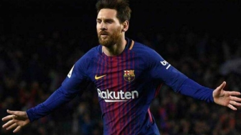 Lionel Messi could be ready to play against Real Betis on Sunday and Barcelona could do with him back. — Courtesy photo