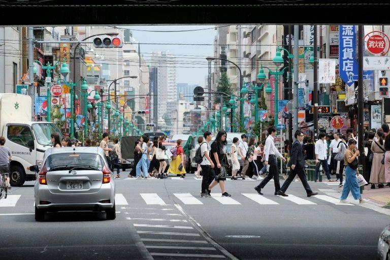 Visitors to Tokyo's 'little Seoul' are often seeking the latest K-pop sensations. –AFP