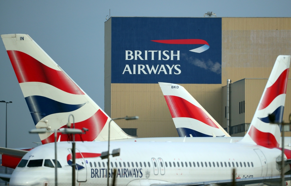 BA pilots could call off two days of strike if airline talks