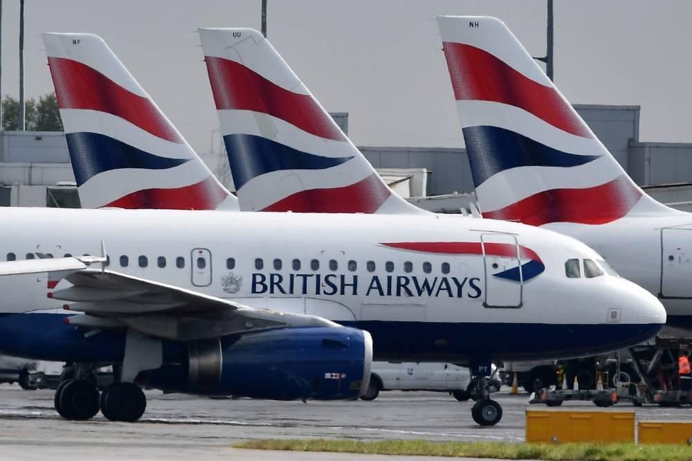 BA cancels almost all UK flights in landmark strike - Saudi