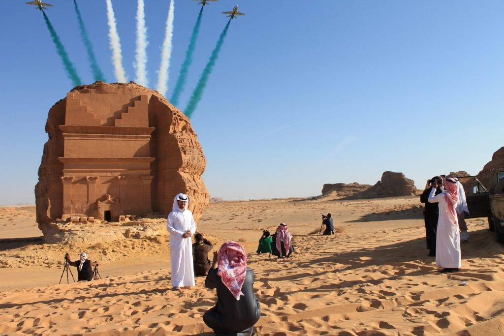 Spending on domestic tourism reaches SR33.8 billion this year