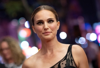 US-Israeli actress Natalie Portman arrives for the premiere of 'Lucy in the Sky' during the 2019 Toronto International Film Festival Day 7, in Toronto, Canada, in this Sept. 11, 2019 file photo. — AFP
